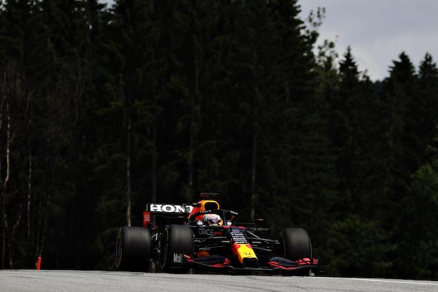 Verstappen lidera PL1 de GP de Estiria sobre Gasly y Hamilton (FOTO: Bryn Lennon/Red Bull Content Pool)