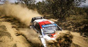 WRC: Sébastien Ogier gana Rally Safari de Kenia (FOTO: Jaanus Ree/Red Bull Content Pool)