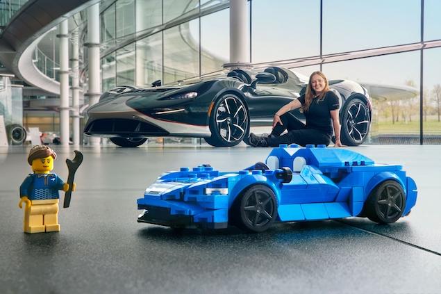 Rachel Brown (FOTO: McLaren)