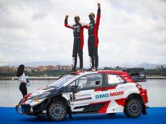 Ogier gana Rally de Italia y extiende liderato en WRC (FOTO: Toyota Gazoo Racing WRT)