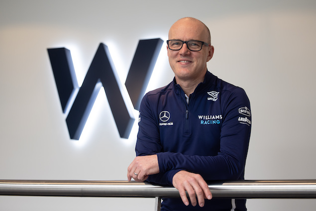 Simon Roberts deja el equipo Williams F1 (FOTO: Williams Racing)