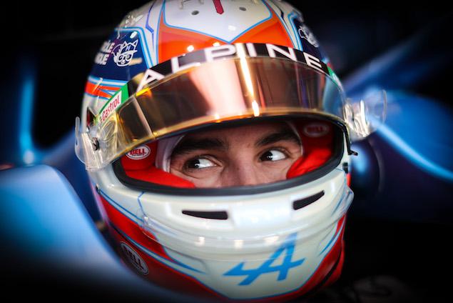 Esteban Ocon renueva con Alpine hasta 2024 (FOTO: Alpine F1 Team)