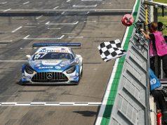 Philip Ellis gana Carrera 1 de DTM en Lausitzring (FOTO: Hoch Zwei/DTM)