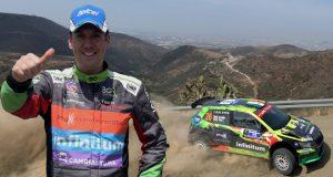 Benito Guerra, presente en Rally de Tehuacán (FOTO: BGR Motorsport)