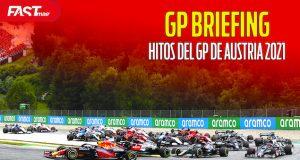 GP BRIEFING: Hitos del GP de Austria de F1 2021