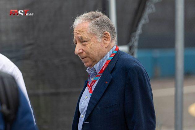 Jean Todt, Presidente de la FIA, en el ePrix de Nueva York de Fórmula E (FOTO: Arturo Vega para FASTMag)