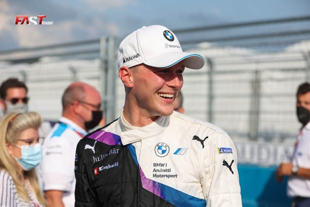 Max Guenther (BMW i Andretti), ganador de la Carrera 1 del ePrix de Nueva York (FOTO: Arturo Vega para FASTMag)