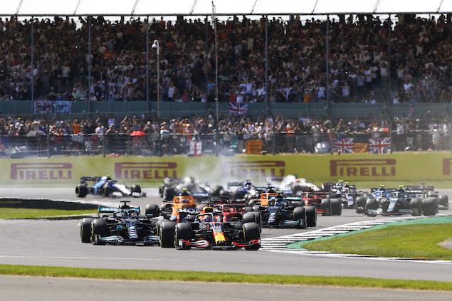 """Masi reitera: """"No se consideran las consecuencias en un incidente"""" (FOTO: Jiri Krenek/Mercedes AMG F1 Team)"""