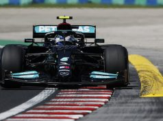 F1 Hungría: Bottas, con el mejor tiempo del viernes (FOTO: Mercedes AMG F1)