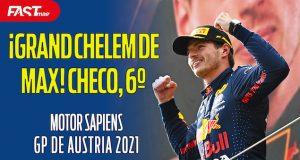 Análisis del GP de Austria 2021