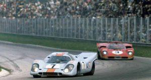 Porsche y Jackie Oliver recuerdan a Pedro Rodríguez (FOTO: Archivo Porsche)