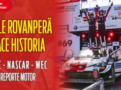 REPORTE MOTOR: Rovanperä hace historia en WRC