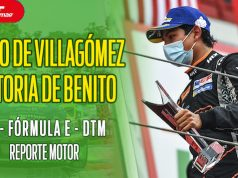 REPORTE MOTOR: Villagómez al podio, Benito gana en Puebla