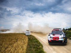 Kalle Rovanpera sigue al frente del WRC en Estonia (FOTO: Jaanus Ree/Red Bull Content Pool)