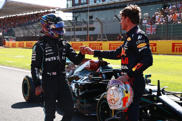 Brawn espera que no haya más accidentes entre Lewis y Max (FOTO: Mark Thompson/Red Bull Content Pool)