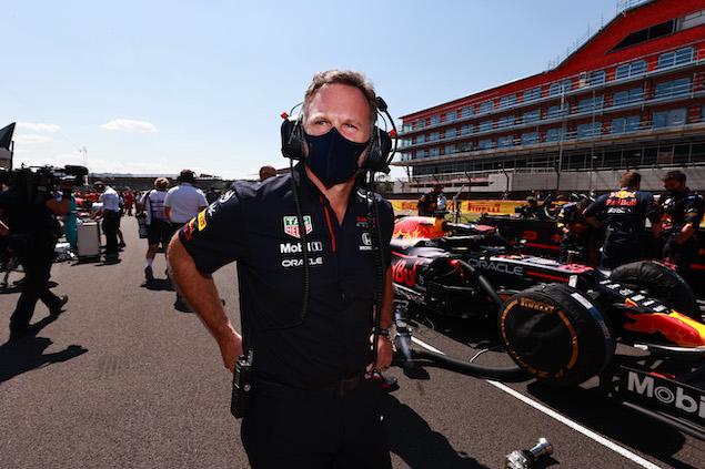Horner mantiene postura contra Mercedes (FOTO: Mark Thompson/Red Bull Content Pool)