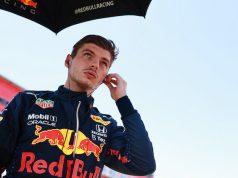 """Verstappen: """"Mi trabajo es el mismo: ser lo mejor que pueda"""" (FOTO: Mark Thompson/Red Bull Content Pool)"""