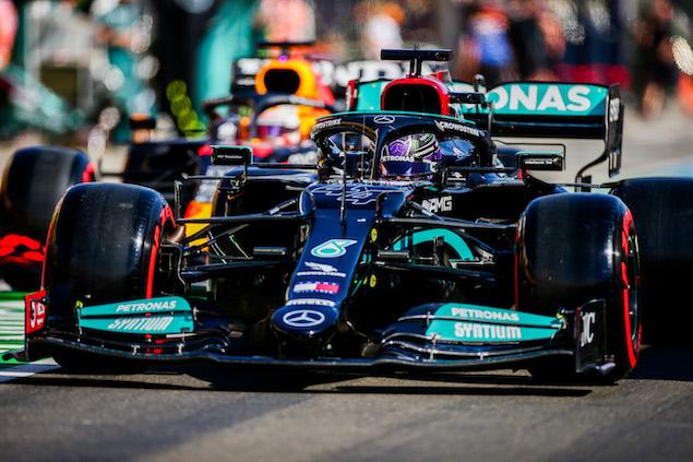 """Red Bull: Maniobra de Hamilton fue """"habilidad para el juego"""" (FOTO: Peter Fox/Red Bull Content Pool)"""