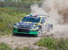 Benito Guerra, victorioso en Rally Sierras del Sur