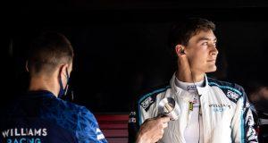 Russell aguarda resolución de Mercedes para 2022 (FOTO: Williams Racing)
