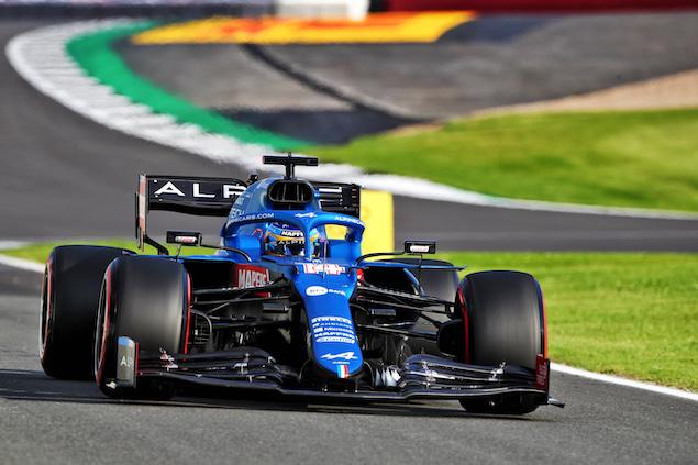 Alonso ocupa la 11º ubicación en el Mundial de F1 rumbo a Hungría (FOTO: Alpine F1 Team)