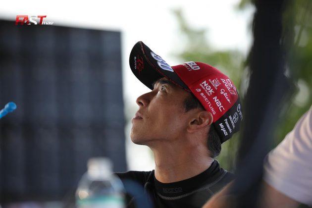 Takuma Sato, piloto del No. 30 de Rahal Letterman Lanigan Racing, durante el fin de semana de la IndyCar en Nashville (FOTO: Arturo Vega para FASTMag)
