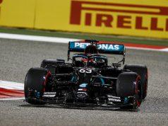 Russell manejará para Mercedes... en prueba de Pirelli (FOTO: Pirelli Motorsport)
