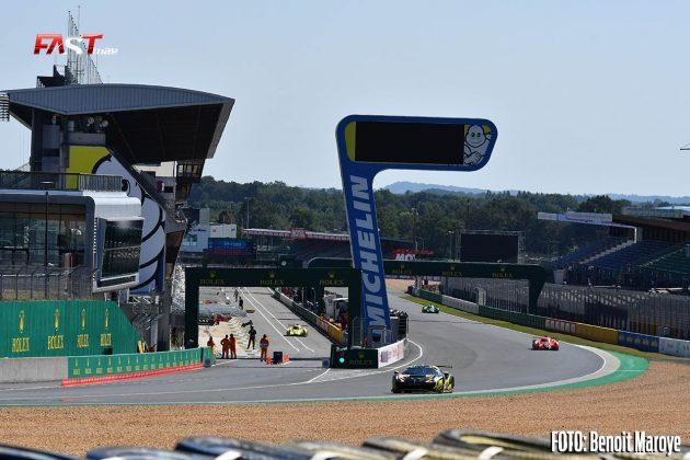 """Día de pruebas de las """"24 Horas de Le Mans"""" 2021 (FOTO: Benoit Maroye para FASTMag)"""