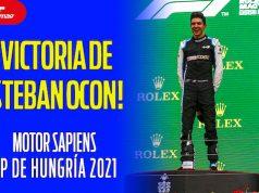 ANÁLISIS: Victoria de Ocon en GP de Hungría F1