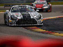 """Ricardo Sánchez gana """"24 Horas de Spa"""" (FOTO: Mercedes-AMG Motorsport)"""