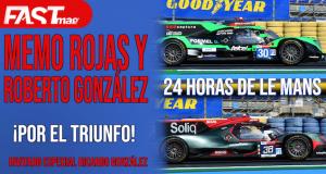 24 Horas de Le Mans 2021 - PREVIA con RICARDO GONZÁLEZ