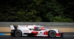 """Toyota en la PP de """"24H de Le Mans""""; González, adelante en LMP2 (FOTO: TOYOTA GAZOO Racing)"""