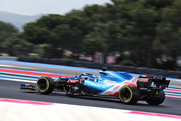 """Alonso y Ocon estarán en actividades rumbo a """"24H de Le Mans"""" (FOTO: Alpine F1 Team)"""