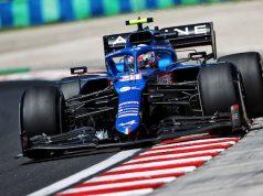 Esteban Ocon sorprende y gana GP de Hungría de F1 (FOTO: Alpine F1 Team)