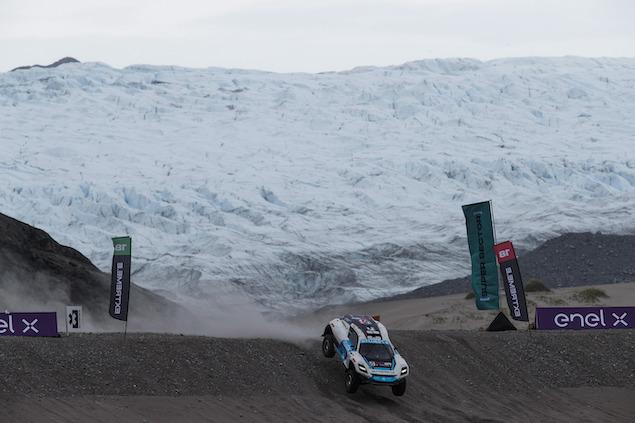 """Alejandro Agag: """"Groenlandia se convirtió en símbolo de Extreme E"""" (FOTO: Extreme E)"""