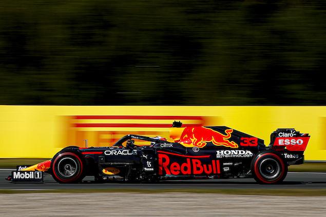 La última actualización del motor Honda en F1 (FOTO: Zak Mauger/Pirelli)