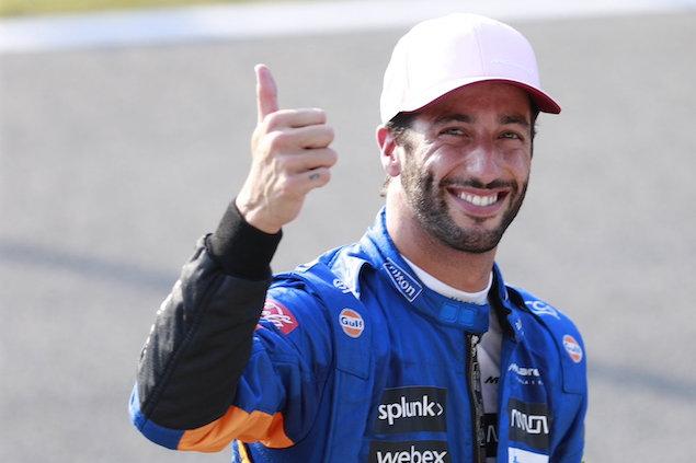 GP de Italia: Ricciardo le da a McLaren primera victoria desde 2012 (FOTO: McLaren Media Centre)