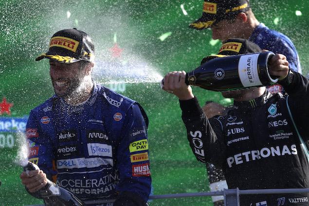 Ricciardo confía en que victoria en Monza sea parteaguas para resto de 2021 (FOTO: McLaren Media Centre)