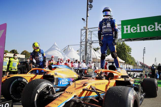 Ricciardo no ganaba desde mayo de 2018 (FOTO: McLaren Media Centre)