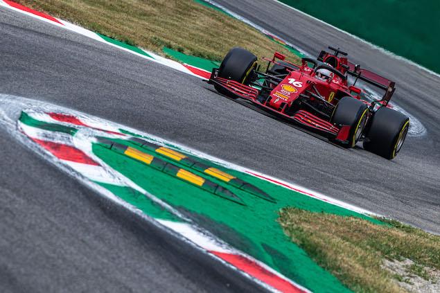 Ferrari estrenará unidad mejorada en Rusia; Leclerc penaliza (FOTO: Scuderia Ferrari Press Office)