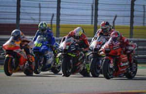 Calendario final de MotoGP queda con 18 rondas; Argentina, cancelada (FOTO: MotoGP)