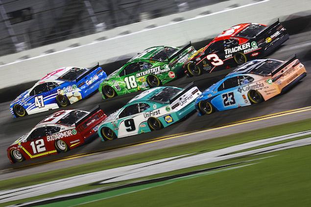 NASCAR Cup presenta calendario de 2022 (FOTO: Jared C. Tilton/NASCAR)