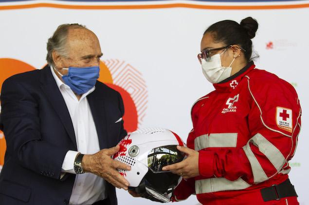 "Iniciativa ""FIA Safe and Affordable Helmet"" promueve uso responsable de motocicleta (FOTO: Difusión One Sporthus)"