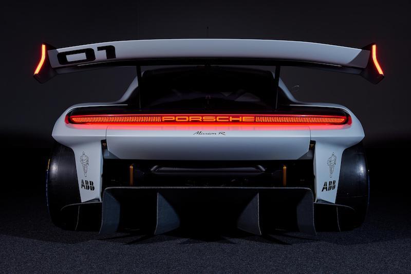 Porsche Mission R (FOTO: Porsche)