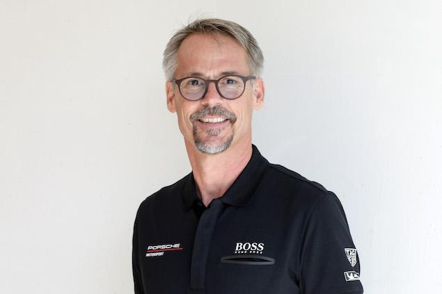 Thomas Laudenbach, Ingeniero de origen chileno, asume dirección de Porsche Motorsport (FOTO: Porsche)