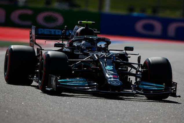 GP de Rusia: Valtteri Bottas lidera prácticas de viernes (FOTO: Mercedes AMG F1 Team)