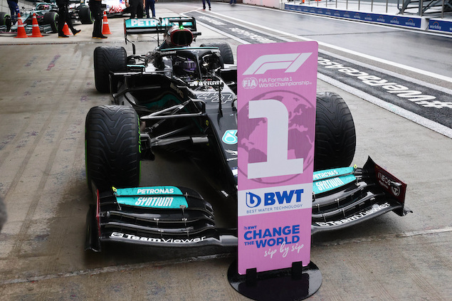 100 victorias para Hamilton en F1; gana GP de Rusia (FOTO Steve Etherington/Mercedes AMG F1)