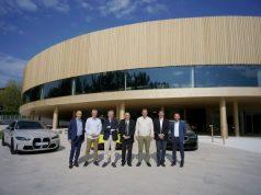 BMW elige a Dallara para desarrollar LMDh (FOTO: BMW)