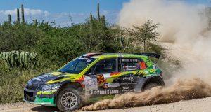 Benito Guerra regresa a las competencias en Europa; correrá Rally Azores (FOTO: BGR Motorsport)