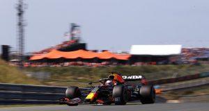 GP de Países Bajos: Verstappen lidera PL3 por medio segundo (FOTO: Lars Baron/Red Bull Content Pool)